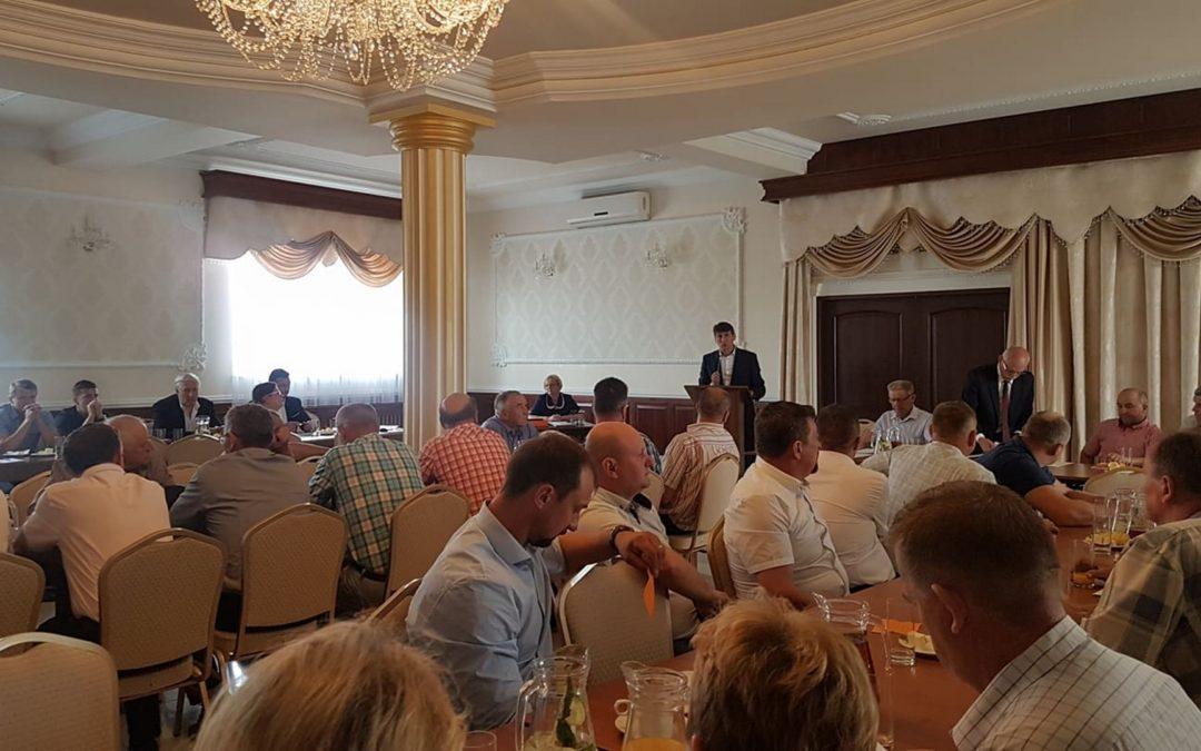 Zgromadzenie Walne Przedstawicieli OSM w Kosowie Lackim