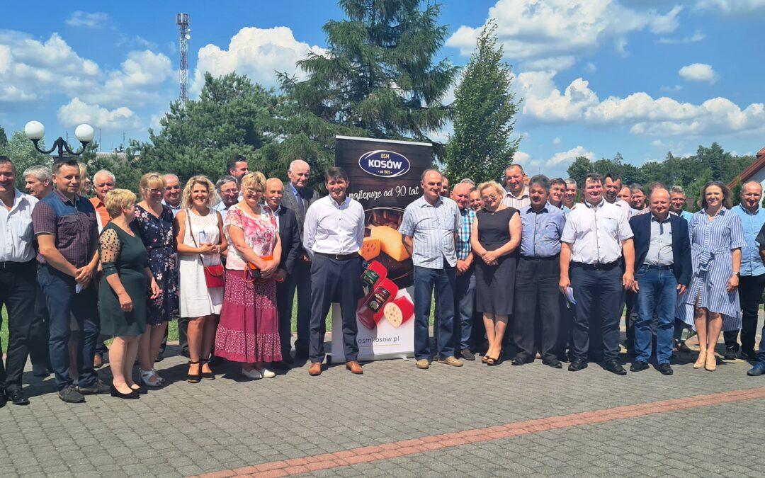 Walne Zebranie Przedstawicieli OSM w Kosowie Lackim